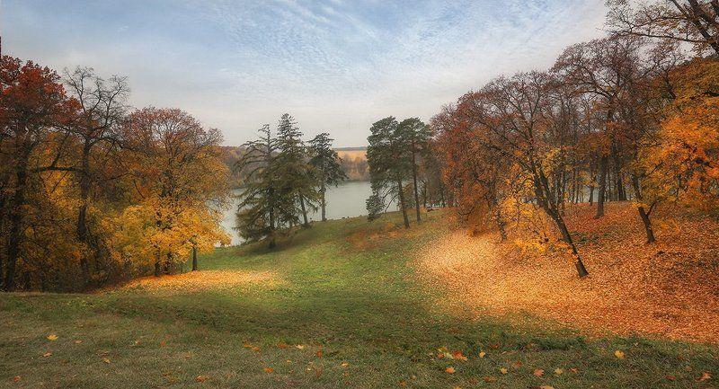 Листопад в октябреphoto preview