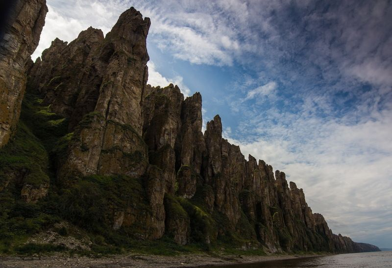 Lina Pillars, Yakutiaphoto preview