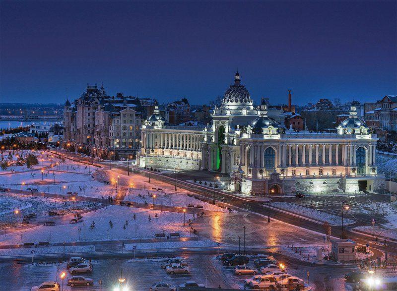 Зимний дворец в Казаниphoto preview