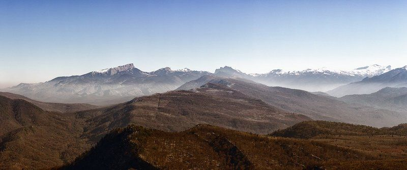Поздняя осень на Кавказеphoto preview