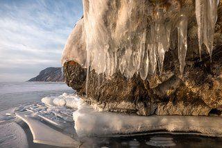 В ледяной глазури...