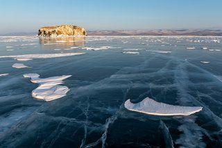 Еще немного о Байкале...