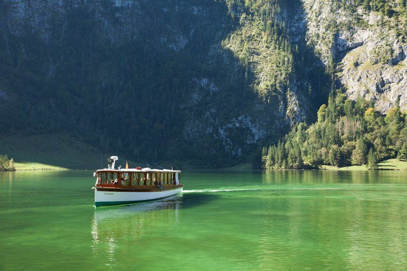 Bavaria, Obersee ***photo preview