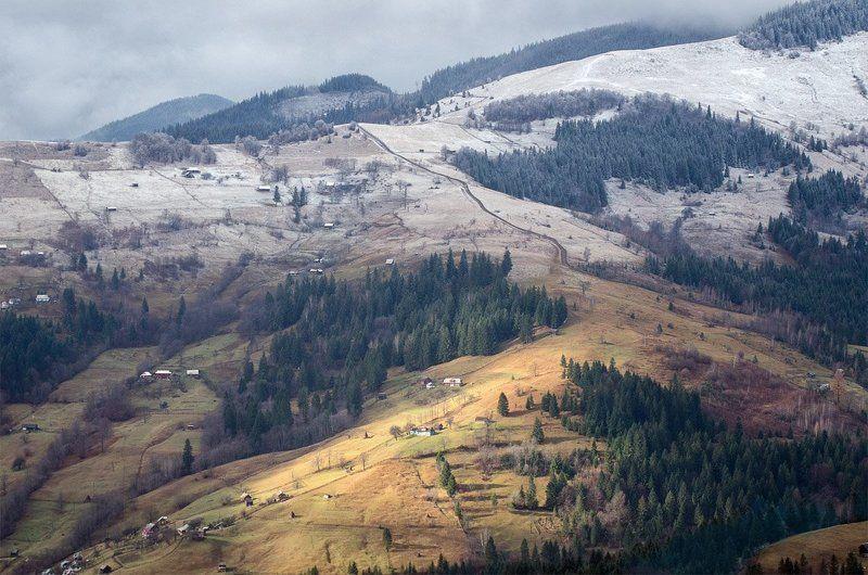 Времена года, Горы, Зима, Карпаты, Осень, Пейзаж времена годаphoto preview