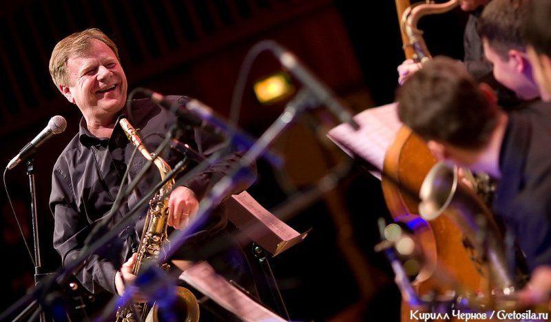 игорь бутман, бутман, биг бенд, концерт, выступление, джаз Игорь Бутман и его Биг-Бендphoto preview