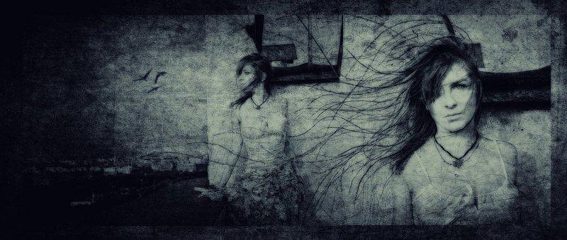 ночь,босиком Соленый ветерphoto preview