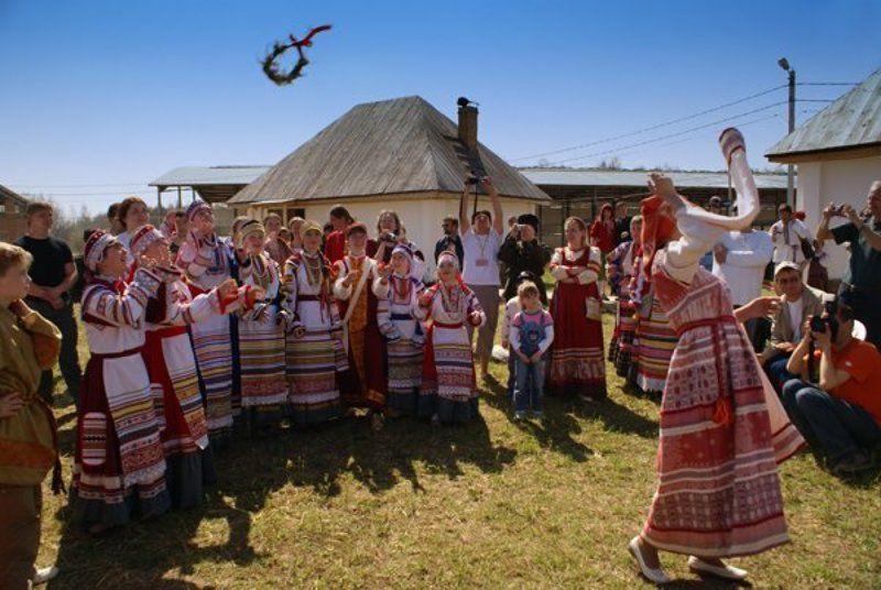 этномир, славянские, обычаи Славянская свадьбаphoto preview