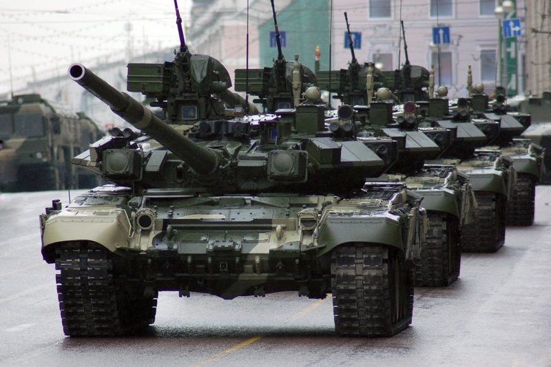танки, парад, москва, военная техника Репетиция парада победыphoto preview