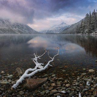 Тишина Мультинского озера