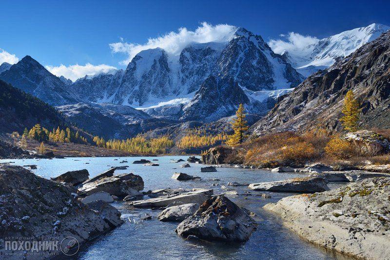 Верхнешавлинское озеро. Горный Алтайphoto preview