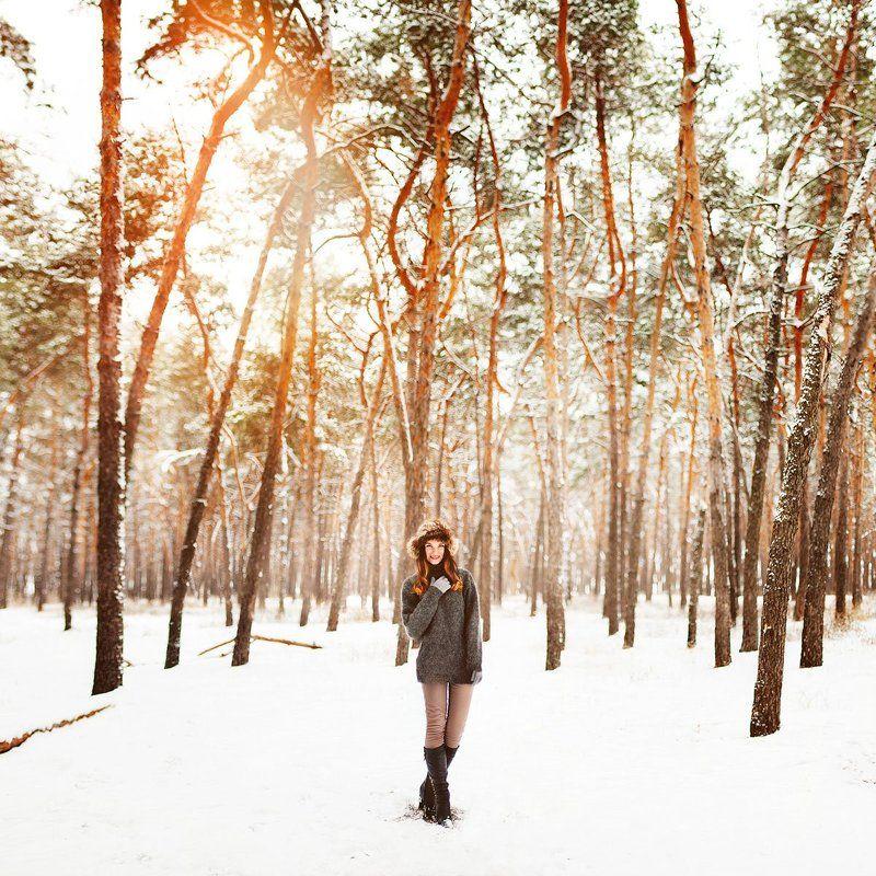 Первый снег - это всегда новая любовьphoto preview