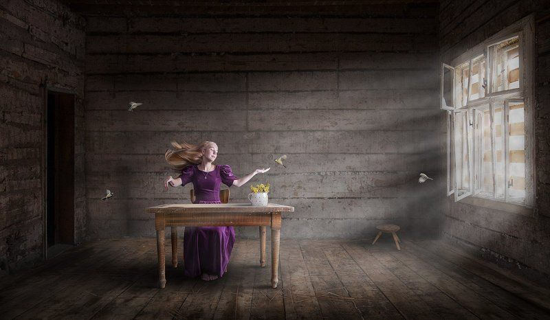 Conceptual, Mood, Story Hopephoto preview