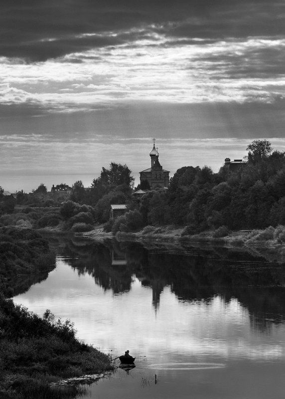 Bw, Landscape, Mamiya, Rollei, Russia photo preview