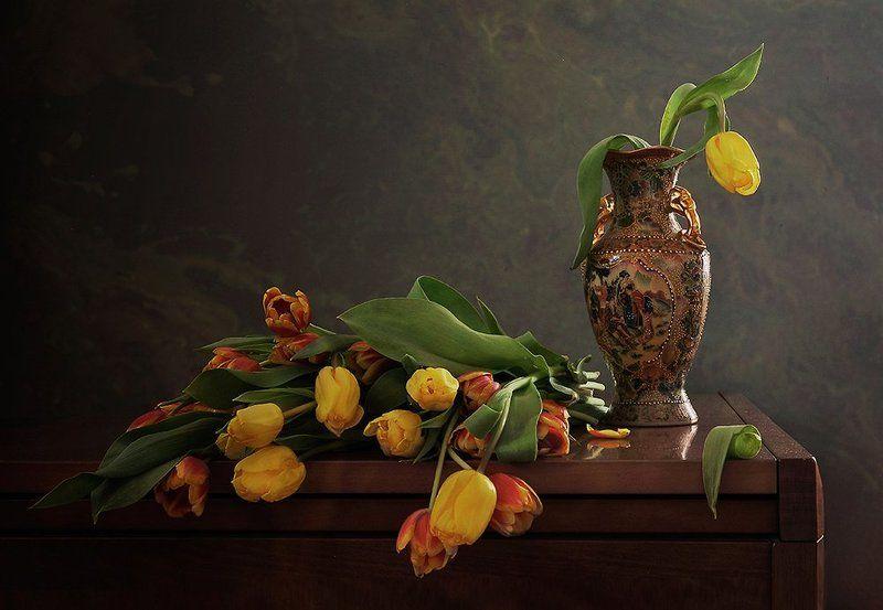 ~ с тюльпанами ~photo preview