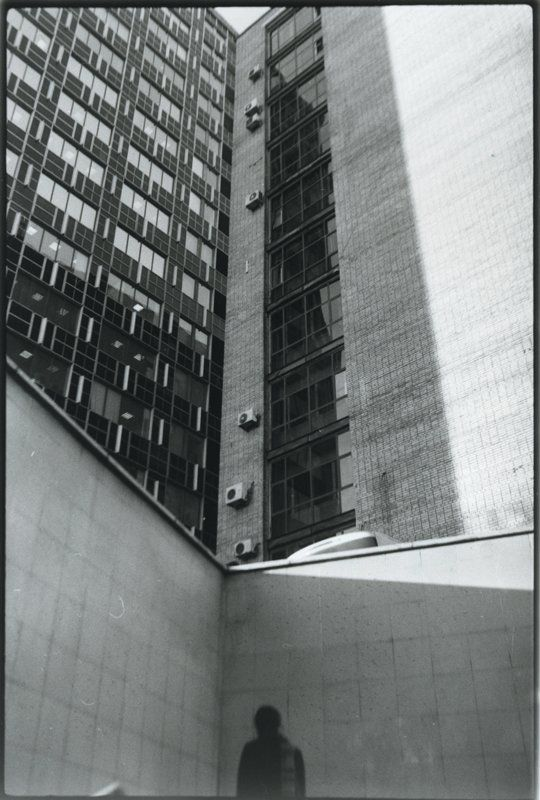тарбеев, город, тени, здания, пленка, печать, бумага Тени в городеphoto preview