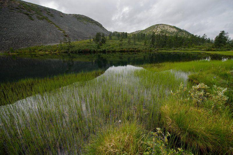 Озеро \
