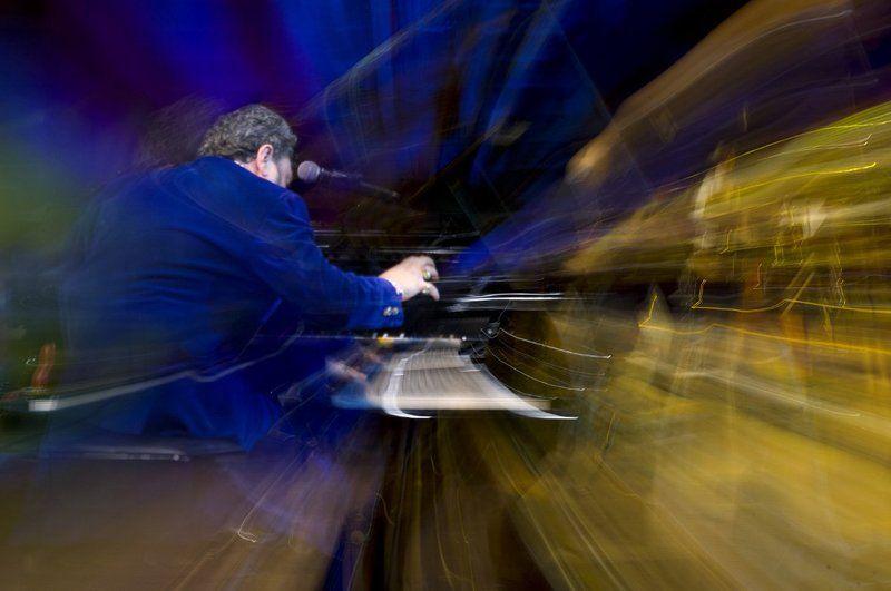 музыка, джаз, фейерверк, длинная выдержка, концерты Музыкальный фейерверк)photo preview