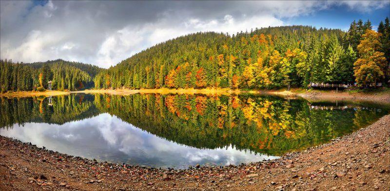 Озеро Синевирphoto preview