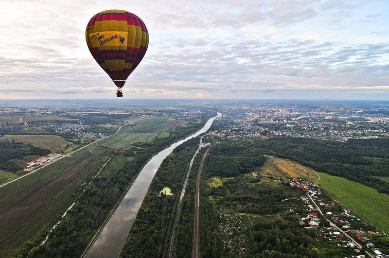 12-24/4, D300, Nikon, Tokina Мир глазами воздушного шараphoto preview