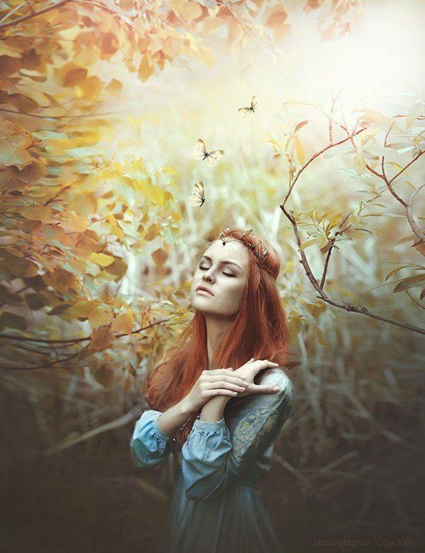 Сон эльфийской принцессыphoto preview