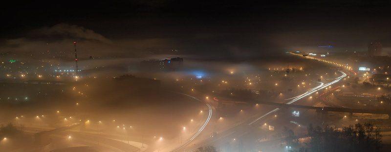 Поглощение туманомphoto preview