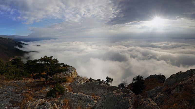 Между небом и облаками.photo preview