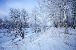 Ванильно-кремовый декабрь.