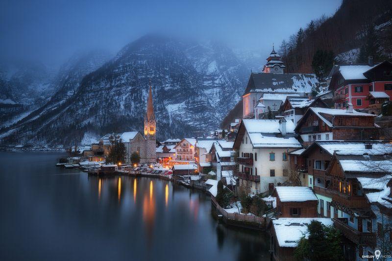 Австрия, Зальцбург, Гальштат, Хальштат, Гальштадт, Хальштадт Сказочный городокphoto preview