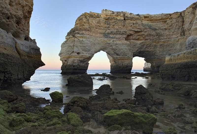 Algarve, Portugal, Португалия ***photo preview