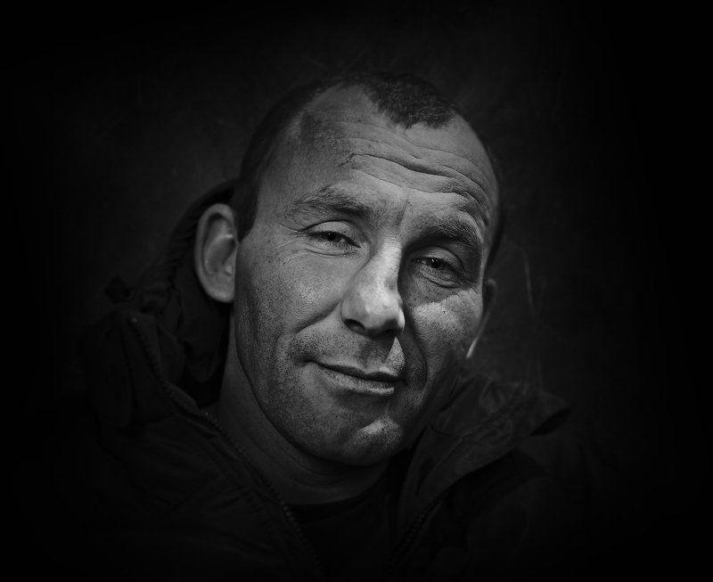 Жанровый портрет, Мужчина Не те, которые в фильмах, а те про которых фильмыphoto preview