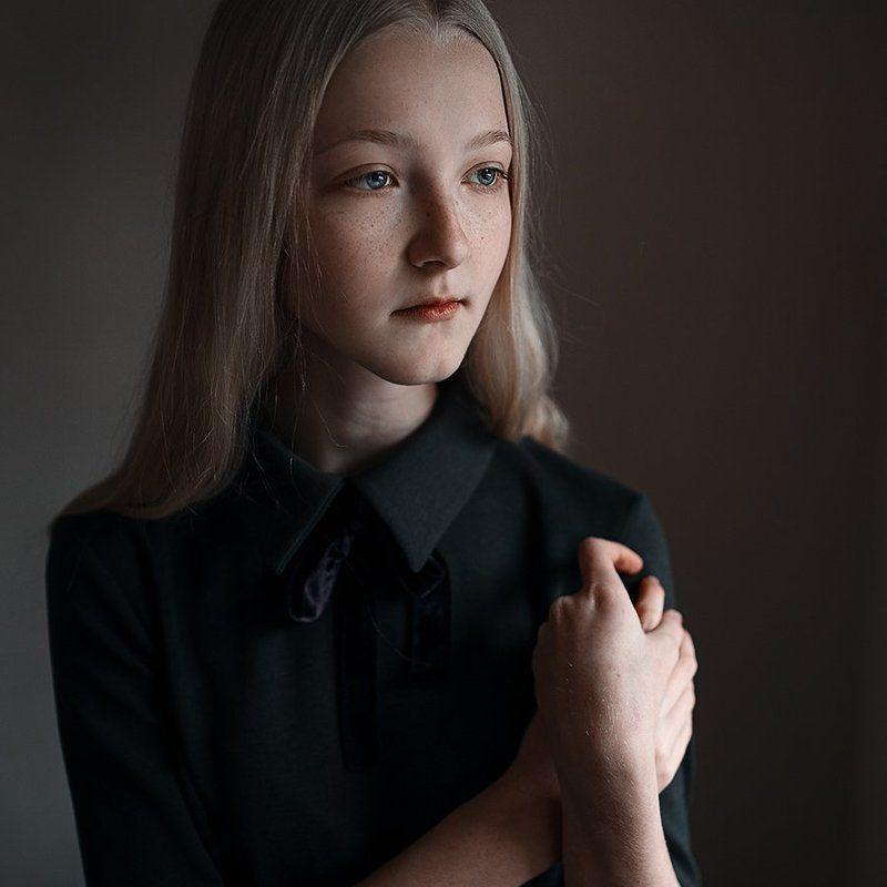 Model, Nikon d 700, Portrait, Sigma 35 mm, Девушка, Портет ***photo preview