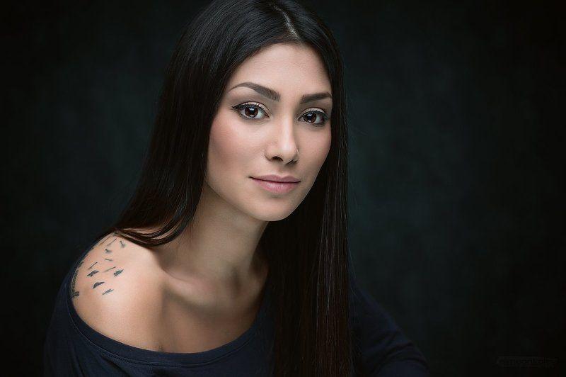 Девушка, Портрет Алексphoto preview