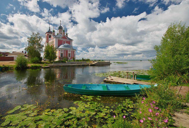 Переславля летняя красаphoto preview