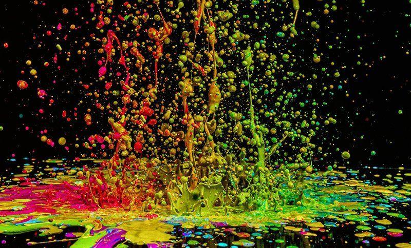 Цвет взрываphoto preview