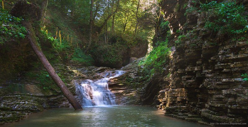 водопад Каскадныйphoto preview