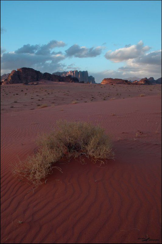 Вади Рам, Закат, Иордания, Пустыня Пустыня Вади Рамphoto preview