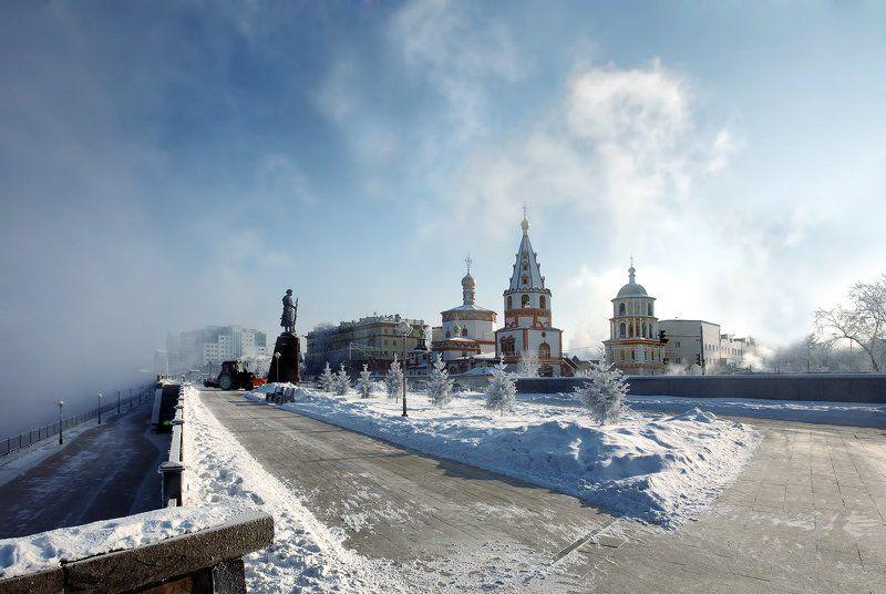 И город мой...морозный оченьphoto preview