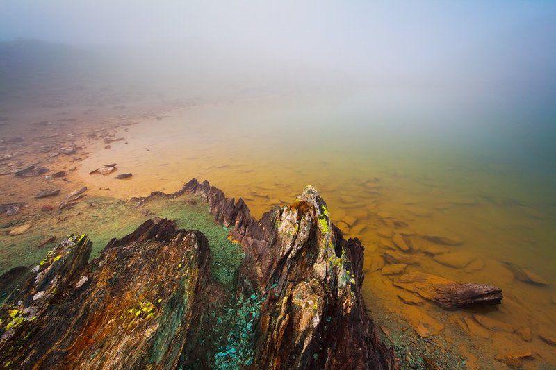mountains, landscape, nature,  alien shorephoto preview