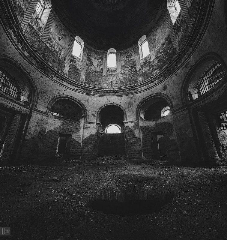 могила, монах, церковь, Склеп, святые Ищущим упокоениеphoto preview