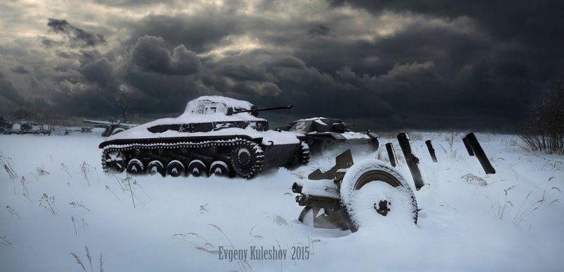 Война танк Тигр  Жуков Москва за Они не прошли...photo preview