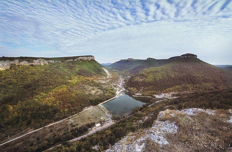 Осенний Мангуп.photo preview