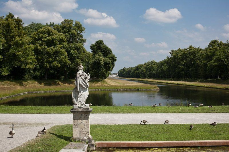 германия, бавария, мюнхен, нимфенбург, парк, дворец Дворец и парк Нимфенбургphoto preview