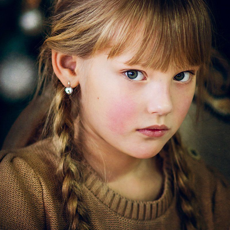 Child, Children, Girl, People, Portrait ***photo preview