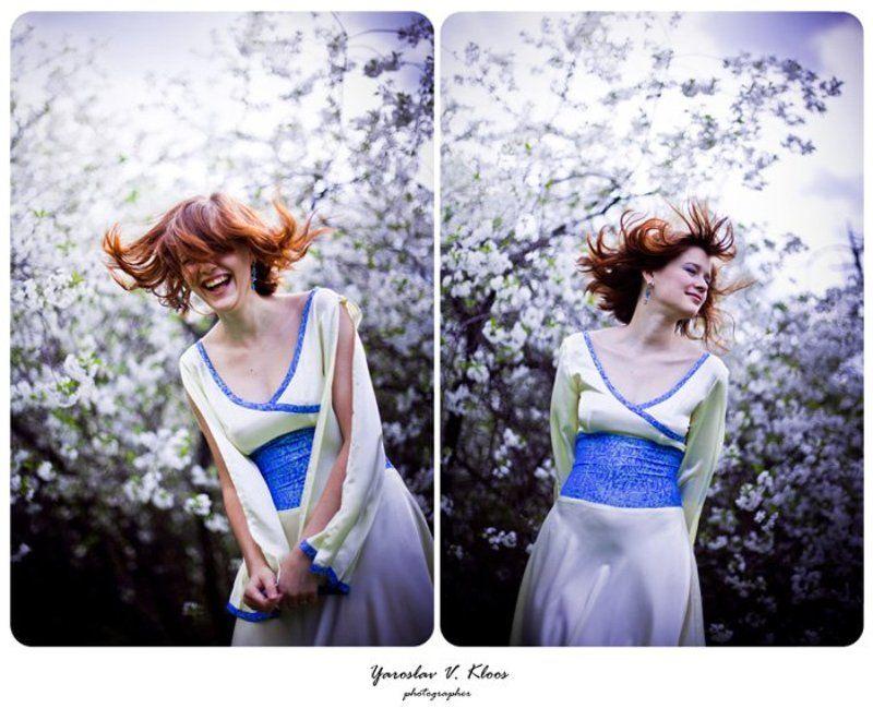 смех, искренность, весна Смех и искренностьphoto preview