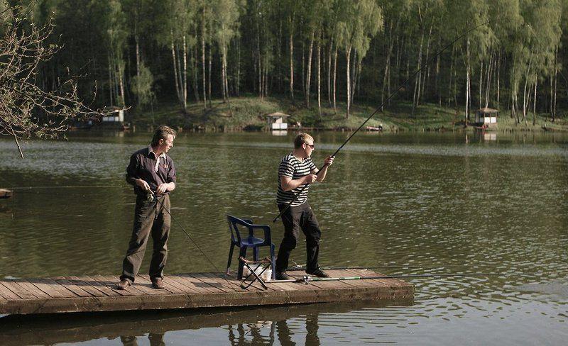 про рыбалку фотография...photo preview