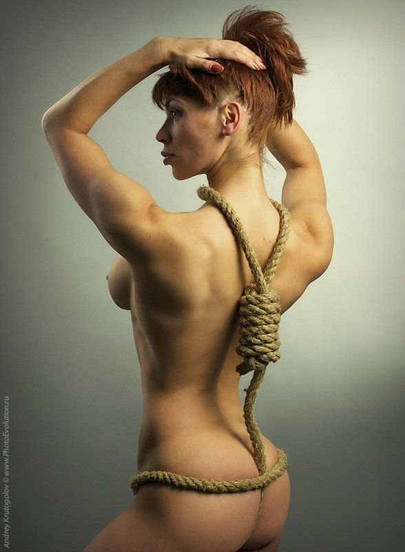 erogen,  эроген,   верёвка,  связывание,  бондаж,  петля,  руки,  пальцы,  шея,  губы,  грудь,  талия,  спина, bdsm,  подчинение,  секс,  эротика ***photo preview