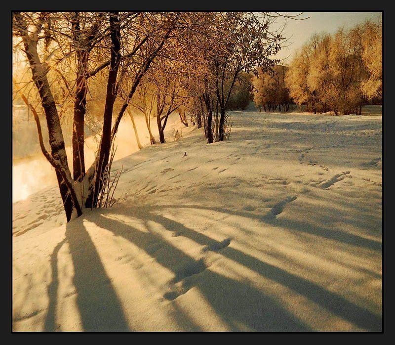 зимняя осеньphoto preview