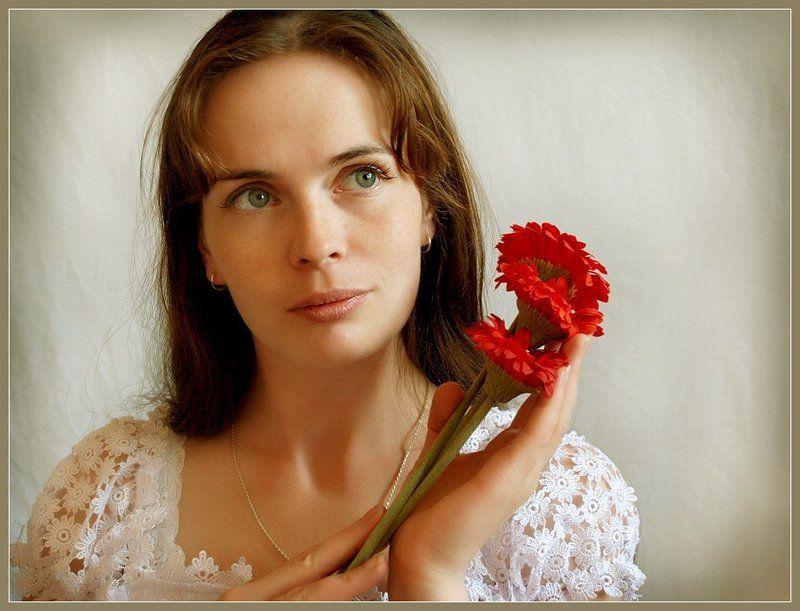 портрет, автопортрет, девушка Юлияphoto preview