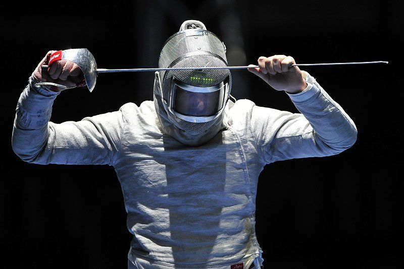 фехтование, московская сабля 2009, финал Проигралphoto preview