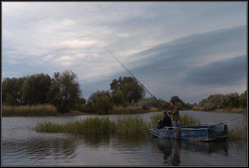 дельта, дон, лагутник,весна, рассвет, рыбалка ***photo preview